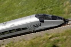 Alstom AGV