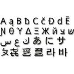 Convertion unicode