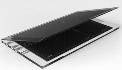 Fujitsu Portable Solaire Autonome