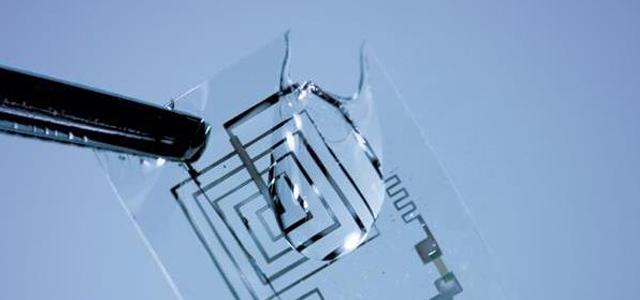 Implant électronique biodégradable